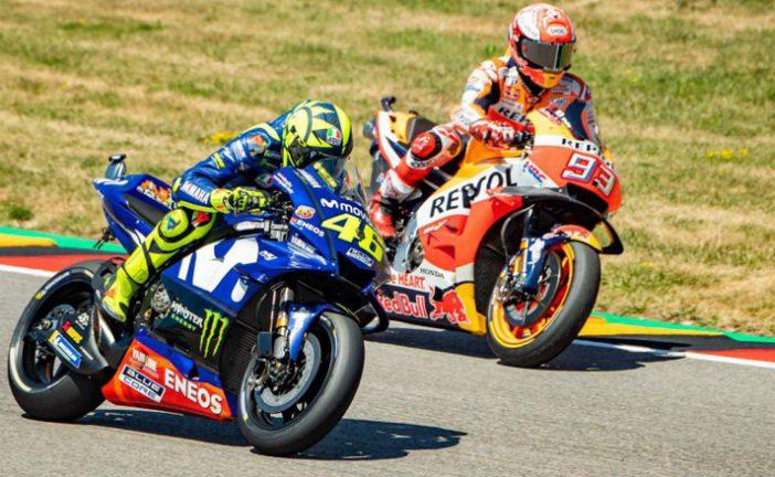 MotoGP: Márquez mantiene su racha de pole y victoria en Alemania