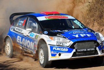 Rally Argentino: Villagra y su octavo «Poncho»