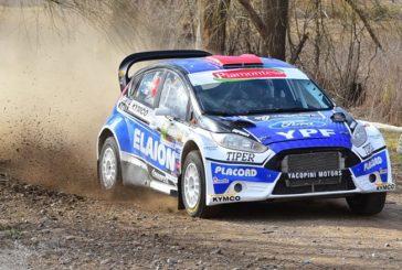 Rally Argentino: Villagra domina en la Vuelta de la Manzana