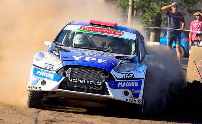 Rally Argentino: Villagra imbatible
