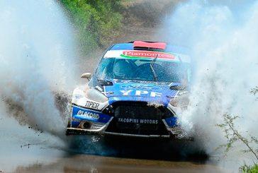 Rally Argentino: Villagra el especialista