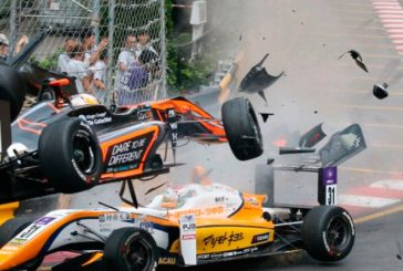 F3 Europea: El espeluznante accidente de Sophia Floersch en el GP de Macao