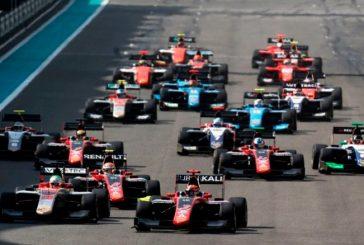 F3 Europea: Fenestraz terminó 16º en la primera carrera
