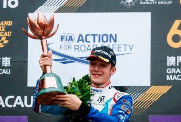 F3 Europea: Fenestraz subió al podio y Ticktum es bicampeón