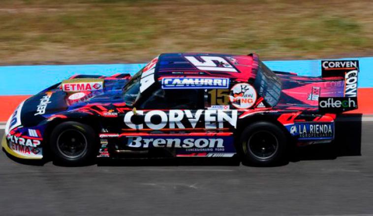 TC: Rossi se quedó con la pole provisoria