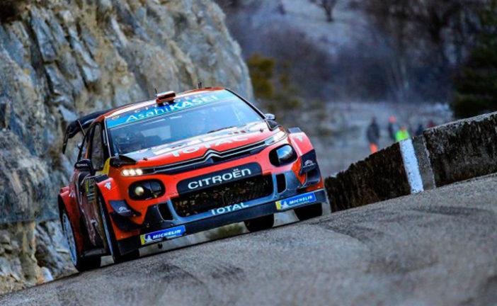 WRC: Ogier esquiva los problemas para mandar en el 'Monte'