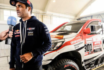 Rally Dakar: Nasser Al Attiyah comenzó arriba
