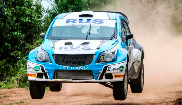 Rally Argentino: Ligato volvió con toda la gloria