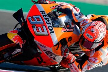 MotoGP: Un Márquez de récord destroza los tiempos en Qatar