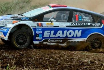 Rally Argentino: El «Coyote» Villagra pone las cosas en su lugar