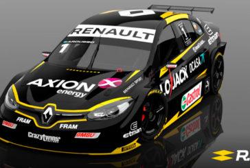 STC2000: Renault da a conocer el Fluence para buscar otro campeonato