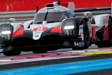 WEC: Toyota realiza un test en Paul Ricard