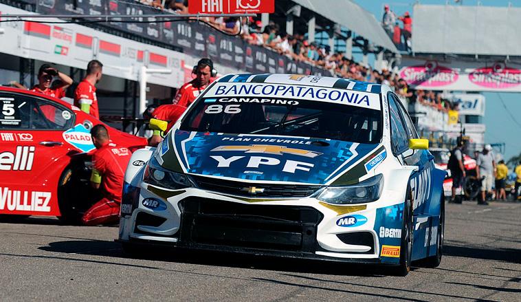 STC2000: «La carrera fue extremadamente aburrida» declaró Canapino