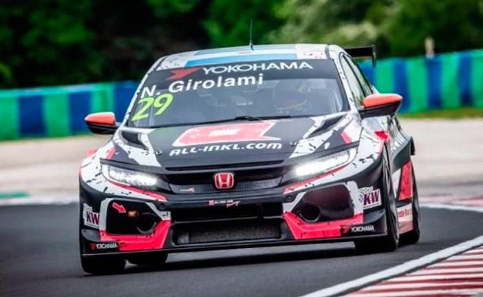WTCR: Primera pole para Girolami