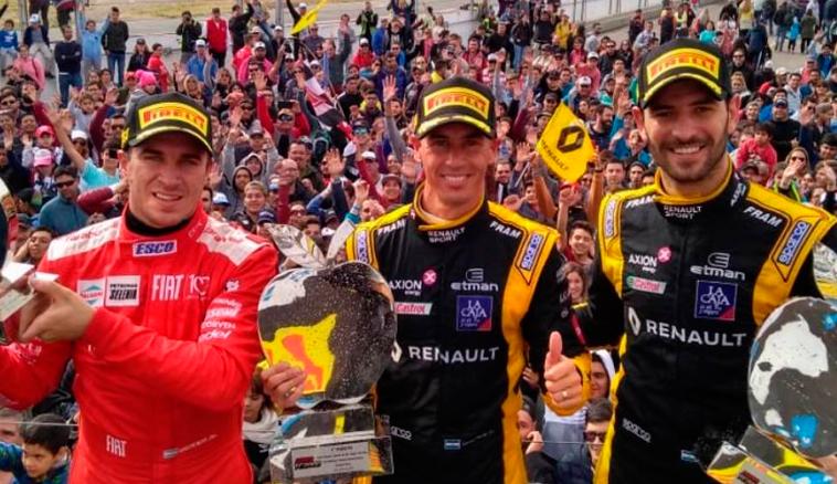 STC2000: Pernía logra su segunda victoria consecutiva