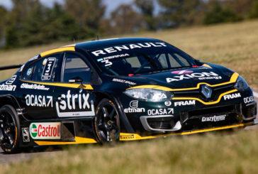 STC2000: Pernía gana la primera clasificación del año