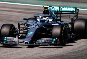Fórmula 1: Bottas arranca al frente en España