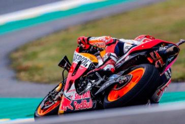 MotoGP: Marc Márquez logra la pole en Le Mans tras caerse en la Q2