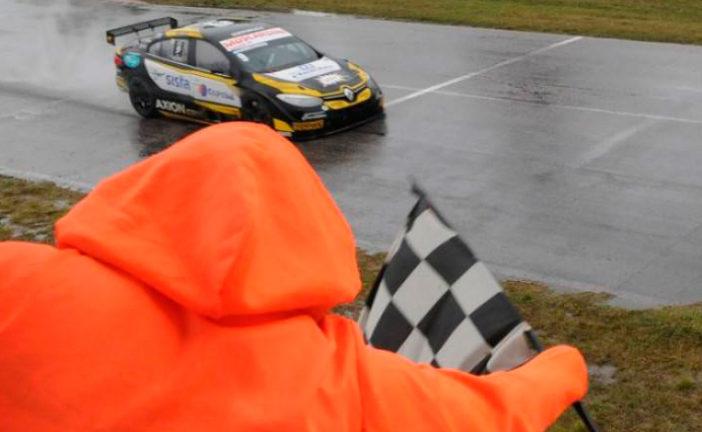 TC2000:  A Moscardini no lo paró ni la lluvia