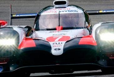 WEC: «Pechito» consigue la pole position en las 6hs de  Spa-Francorchamps