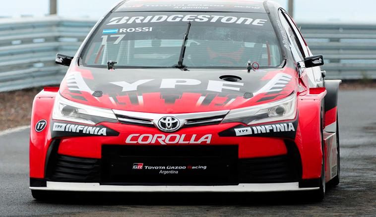 STC2000: Toyota se adueñó de El Villicum