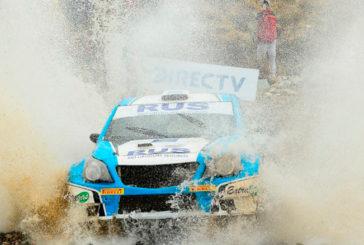Rally Argentino: Ligato imparable en Esquel