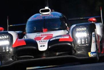 WEC: «Pechito» dejó al Toyota Nº7 en el primer lugar