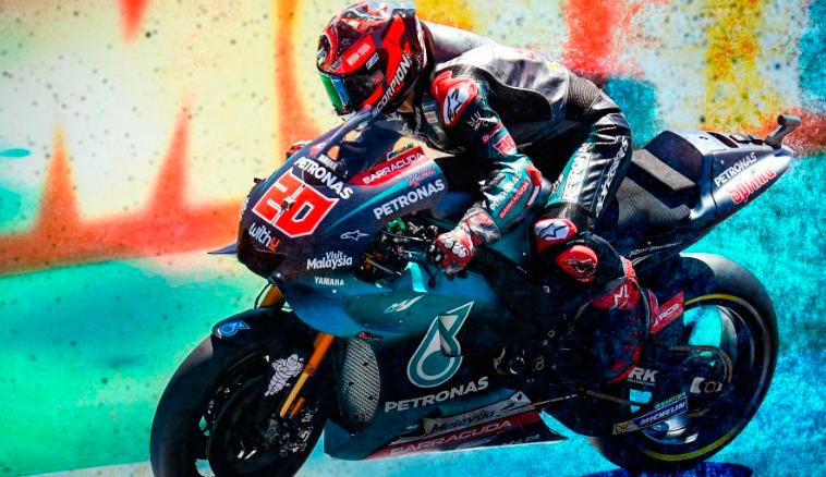 MotoGP: Quartararo logra la pole en Holanda