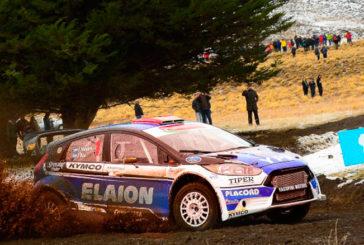 Rally Argentino: Villagra domina en la nieve