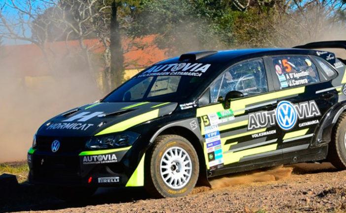 Rally Argentino: D´Agostini y Ligato cabeza a cabeza