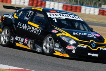 STC2000: Renault realizó pruebas aerodinámicas