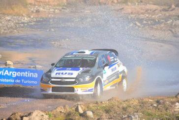 Rally Argentino: Nalbandian se puso «el poncho»