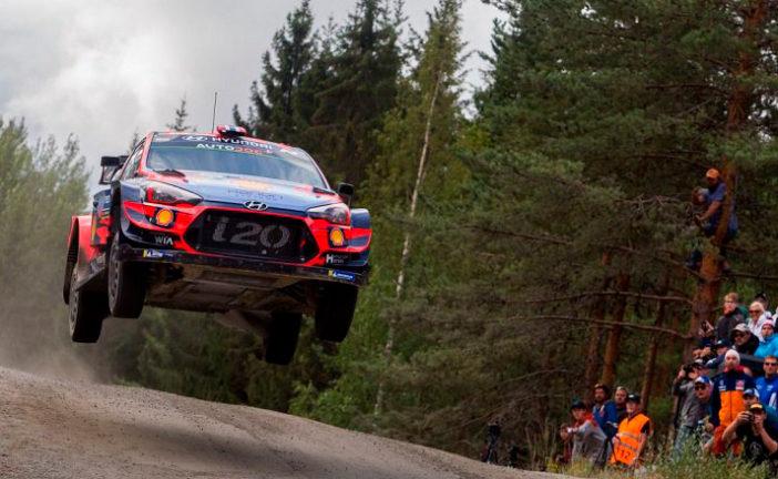 WRC: Sordo es confirmado por Hyundai para el rally de Alemania