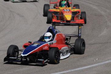 F2.0: Moreno gana la primera carrera