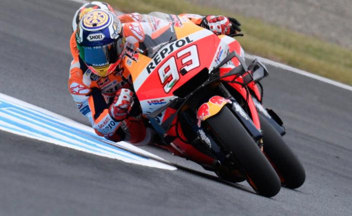 MotoGP: Márquez conquista Japón