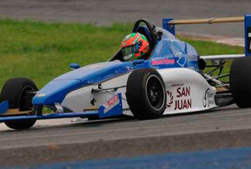 F2.0: Martinez domina en Río Cuarto