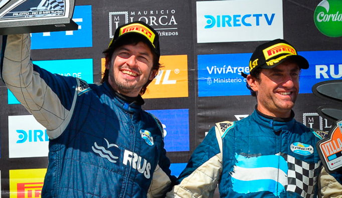 Rally Argentino: Baldoni logró la hazaña