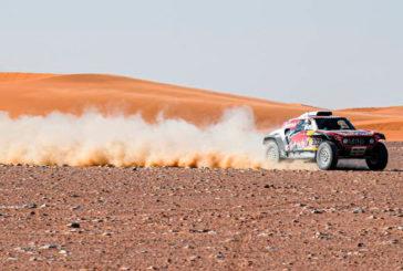 Rally Dakar: En la día 9, Peterhansel gana y se acerca a la cima
