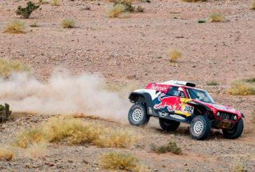 Rally Dakar: Peterhansel apareció en la etapa 4