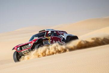 Rally Dakar: Peterhansel se anota la penúltima etapa y da pelea