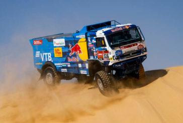 Rally Dakar: Sainz recupera terreno y gana la etapa 10