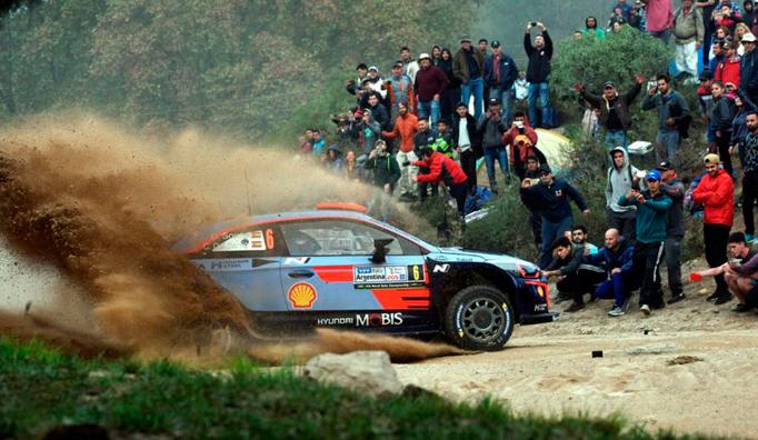 WRC: Cambio de fecha para el Rally de Argentina