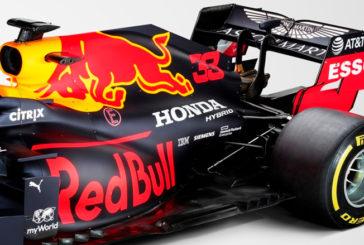 Fórmula 1: Red Bull RB16… preparados para el nuevo desafío