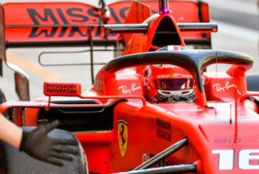 Fórmula 1: Leclerc completa 130 vueltas en Jerez con los Pirelli de 2021