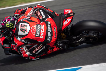 Super Bike: Redding encabeza una agitada FP2