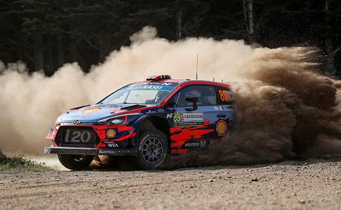 WRC: Portugal y Cerdeña también se aplazan