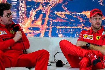 Fórmula 1: Vettel dice «NO» a la primera oferta de Ferrari