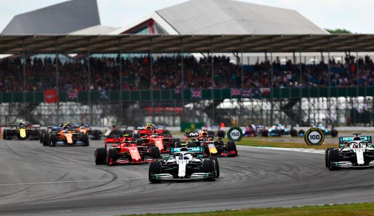 Fórmula 1: Luz verde para el GP de Gran Bretaña