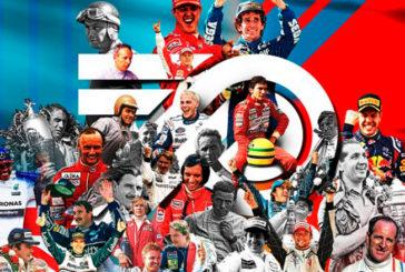 La Fórmula 1 cumple 70 años