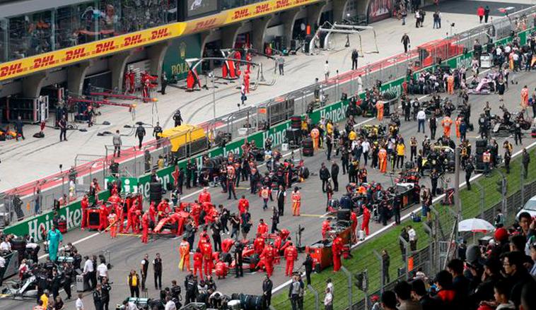 Fórmula 1: El calendario europeo se hace oficial